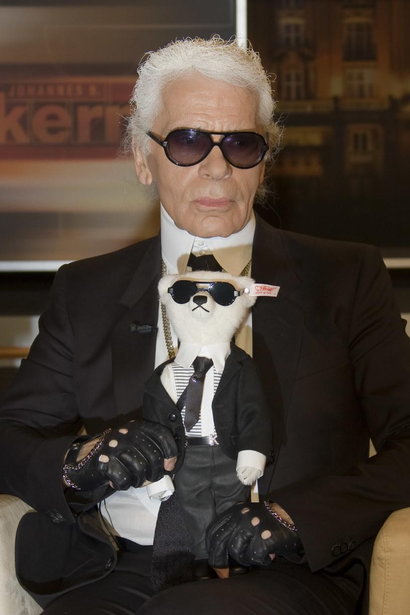 Karl Lagerfeld /Splashnews