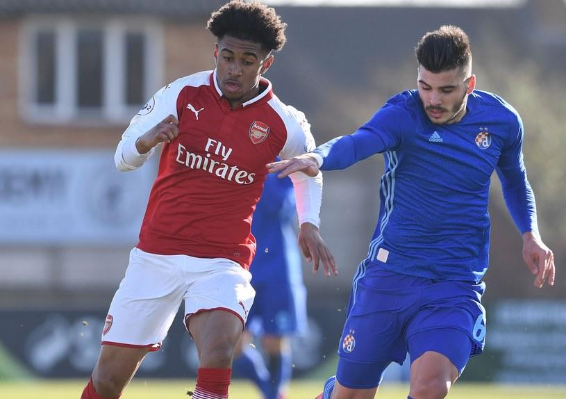 Karlo Muhar w ubiegłym roku grał przeciwko Arsenalowi w meczu drużyn młodzieżowych /Getty Images