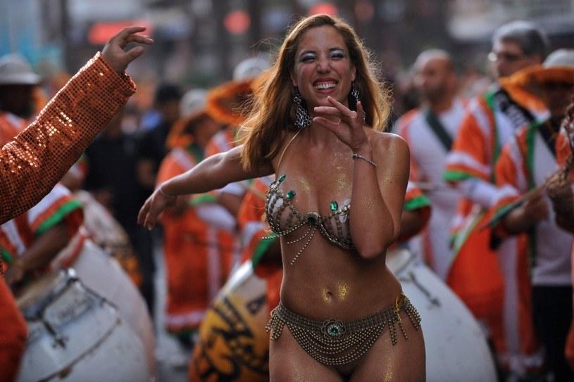 Karnawał w Montevideo /AFP