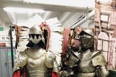 Karnawał w pełni! 150 tys. kostiumów w Łódzkim Centrum Filmowym