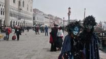 Karnawał w Wenecji: Koronawirus i... maski