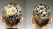Karnawałowa fryzura w pięć minut