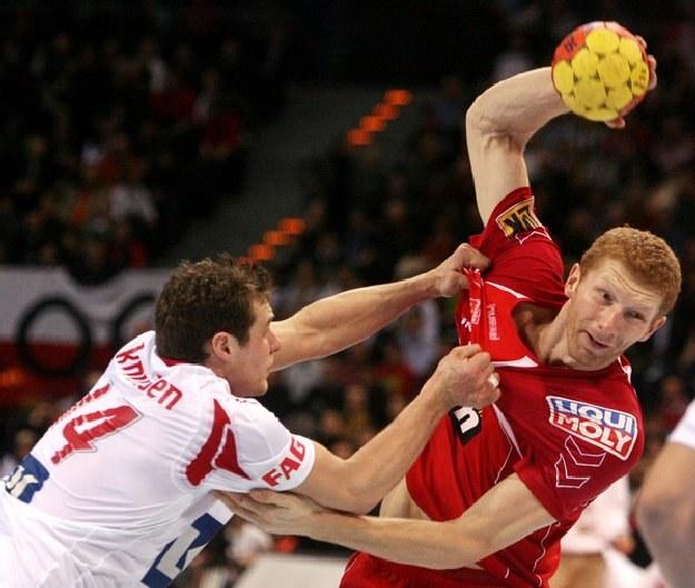 Karol Bielecki marzy o powrocie do sportu /AFP