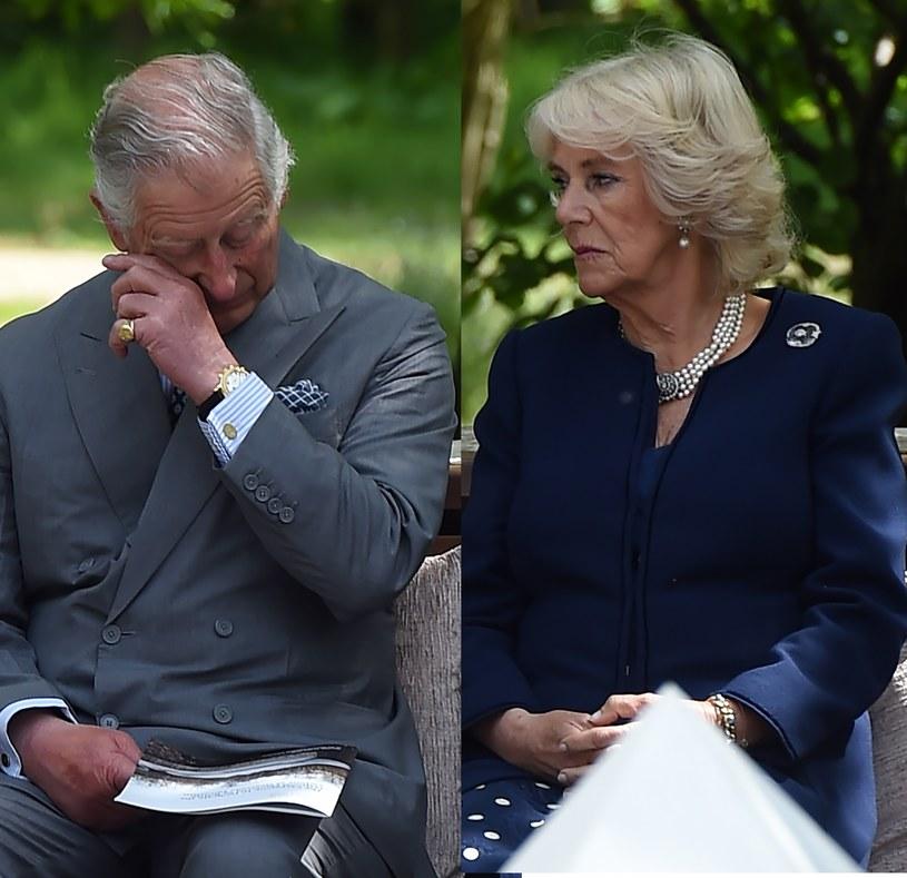 Karol i Camilla /Pool /Getty Images