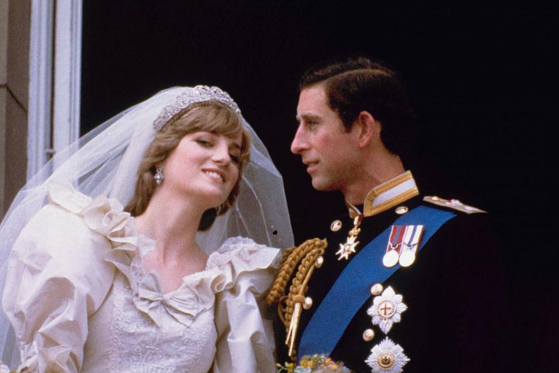 Karol i księżna Diana pobrali się 29 lipca 1981 /Associated Press /East News
