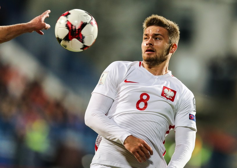 Karol Linetty /Tomasz Jarzębowski /East News