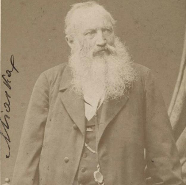 Karol Miarka, zdjęcie Jana Mieczkowskiego /Domena publiczna /Wikimedia