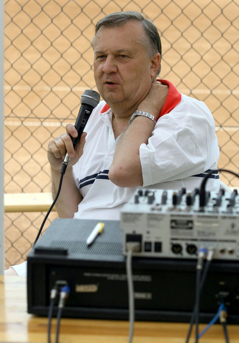 Karol Stopa /TOMASZ BARANSKI/REPORTER /East News