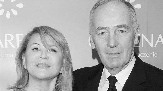 Karol Strasburger przeżywa wielką osobistą tragedię – we wtorek zmarła jego ukochana żona Irena. /Agencja W. Impact