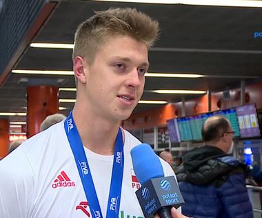 Karol Urbanowicz: Droga do tego medalu była naprawdę kręta. WIDEO (Polsat Sport)
