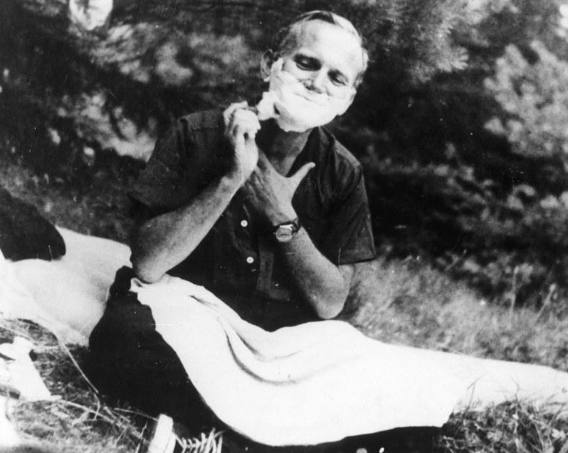 Karol Wojtyła - zdjęcie z ok. 1960 roku. /Getty Images