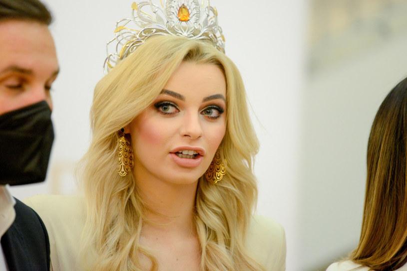 Karolina Bielawska szykuje się do konkursu Miss Świata 2021 /Piotr Kamionka /Reporter