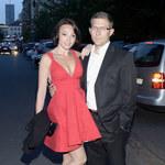 "Karolina Borkowska z mężem na imprezie ""Playboya""!"