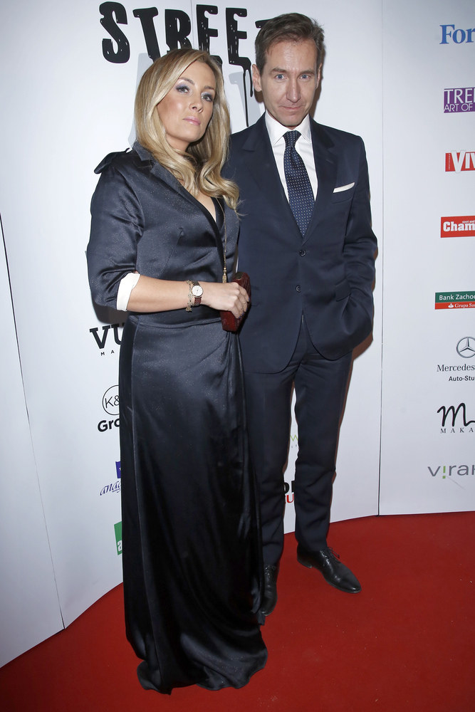 Karolina Ferenstein i Piotr Kraśko /Baranowski /AKPA