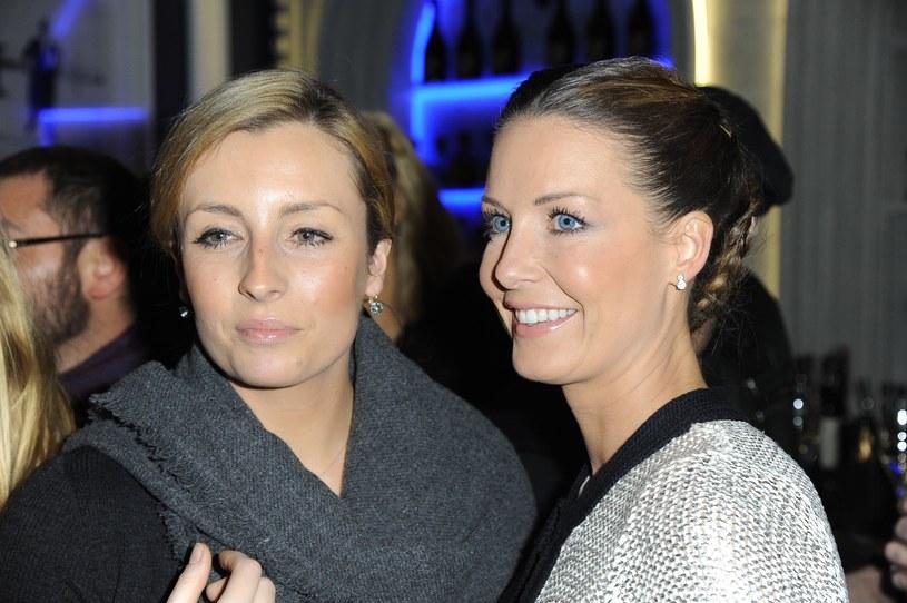 Karolina Ferenstein-Kraśko i Małgorzata Kostrzewska-Bukaczewska-Rozenek-Majdan kiedyś były przyjaciółkami /Radoslaw Nawrocki /Agencja FORUM
