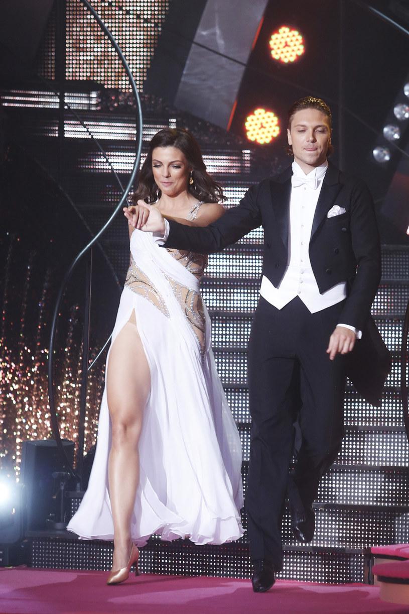 Karolina Gorczyca i Żora Korolyov /AKPA