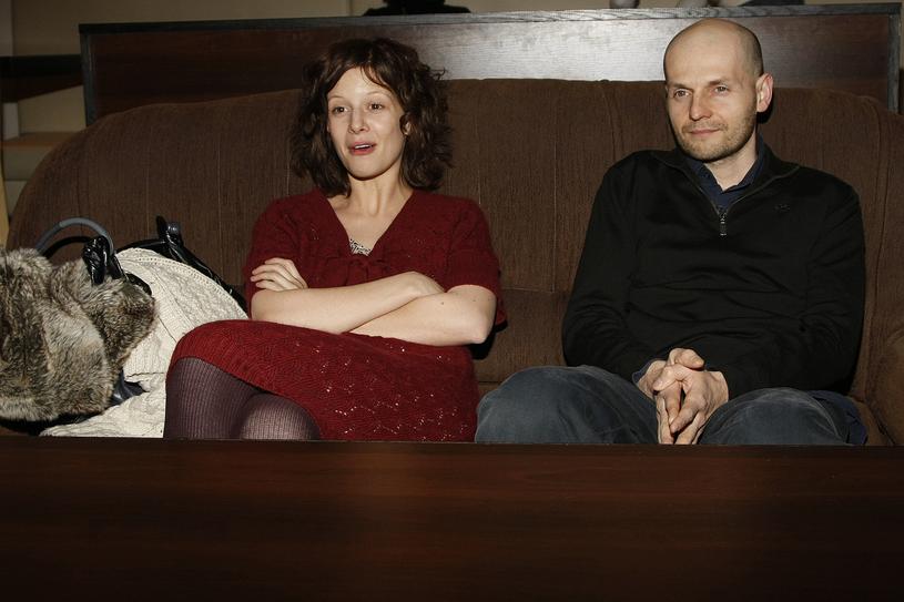 Karolina Gruszka i Iwan Wyrypajew /Wojtalewicz Jarosław /AKPA