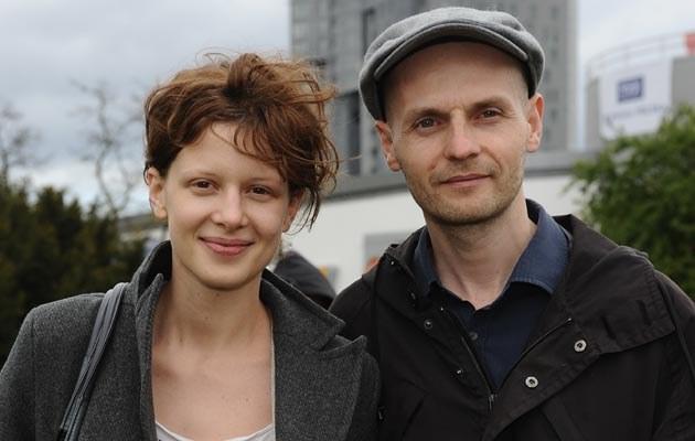 Karolina Gruszka, Iwan Wyrypajew, fot.Andras Szilagyi  /MWMedia