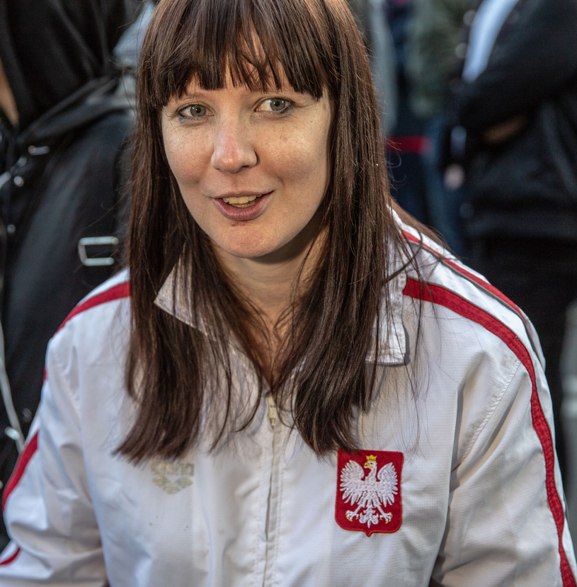 Karolina Hamer /Grzegorz Banaszak /Reporter