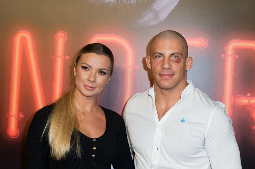 Karolina jest żoną polskiego olimpijczyka, Damiana Janikowskiego /Artur Zawadzki /Reporter
