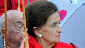 Karolina Kaczorowska wspomina generała Andersa: Dziękujemy ci generale, że zrobiłeś z nas Polaków
