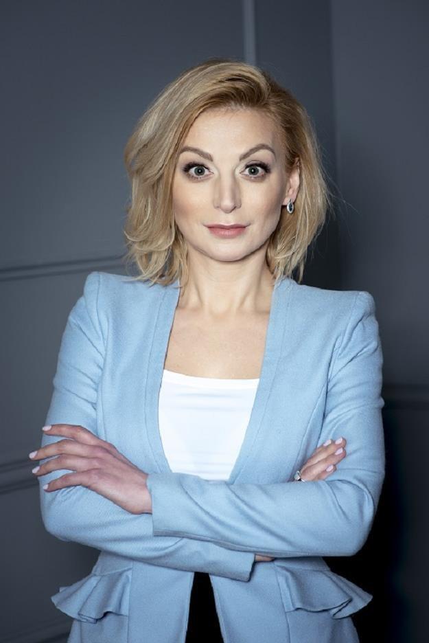 Karolina Karolczak, dyrektor w Sodexo Benefits and Rewards Services Polska fot. Monika Szałek /Informacja prasowa