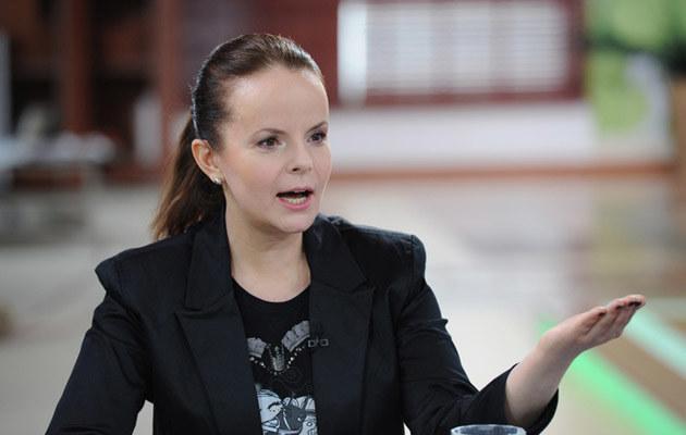 Karolina Korwin Piotrowska, fot.Piotr Bławicki  /East News