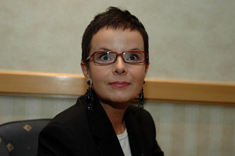 Karolina Korwin Piotrowska przed laty /MWMedia