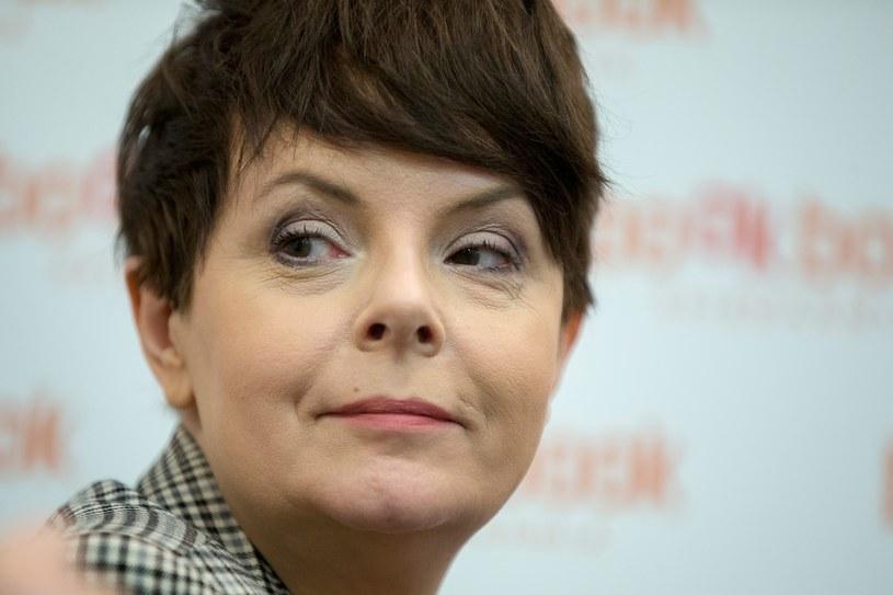 Karolina Korwin-Piotrowska wraz z Michałem Figurskim prowadzą program radiowy /East News