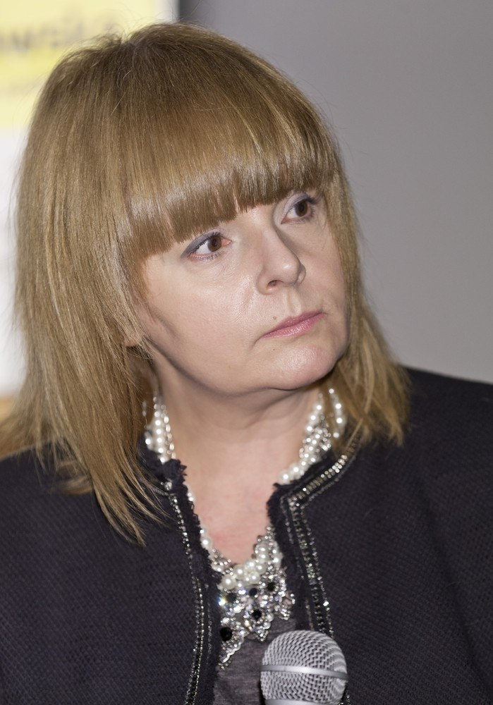 Karolina Korwin-Piotrowska /Leszek Kotarba  /East News