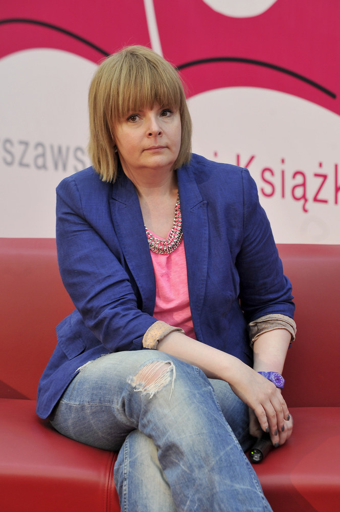 Karolina Korwin-Piotrowska /Piętka Mieszko /AKPA