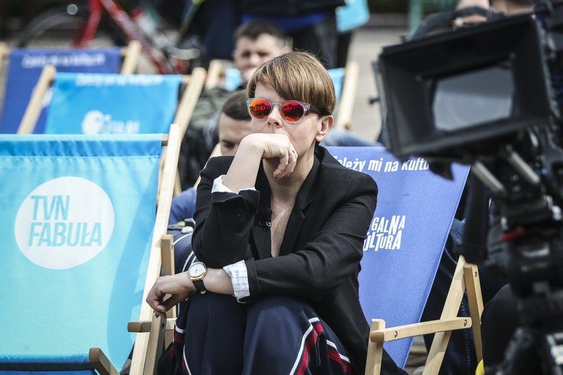Karolina Korwin-Piotrowska /Beata Zawrzel /Reporter