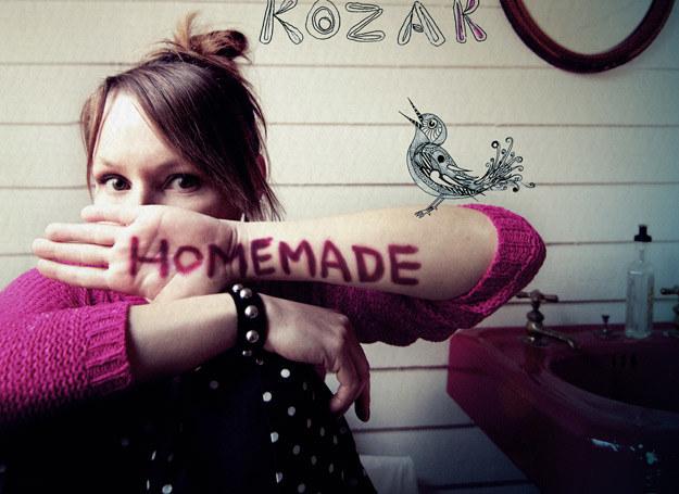 "Karolina Kozak na okładce płyty ""Homemade"" /"
