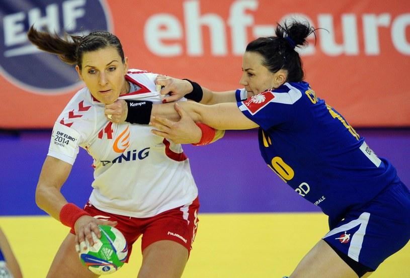Karolina Kudłacz-Gloc (z lewej) /AFP