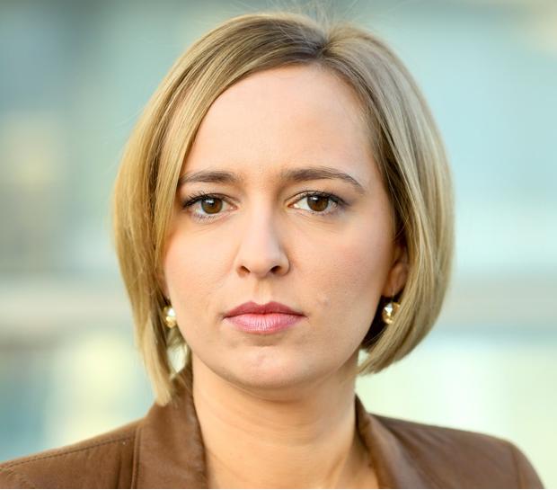 Karolina Lewicka /Krzysztof Kuczyk /Agencja FORUM