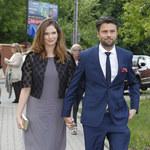 Karolina Malinowska i Olivier Janiak obchodzą 18. rocznicę ślubu! Pokazali zdjęcie z ceremonii