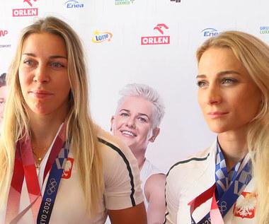 Karolina Naja i Anna Puławska dla Interii: Dajemy sobie czas. Wideo