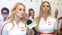 Karolina Naja i Anna Puławska dla Interii: Nie da się odpowiedzieć na to pytanie. WIDEO