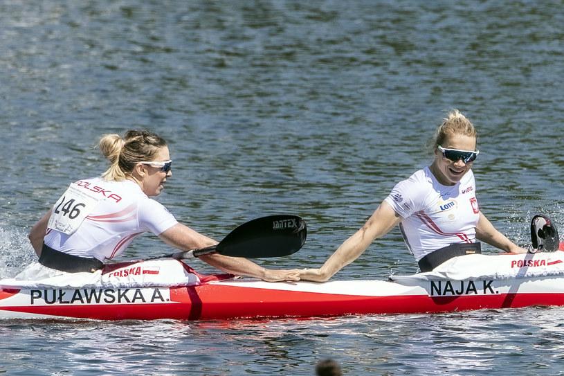 Karolina Naja i Anna Puławska /Jakub Piasecki /Newspix