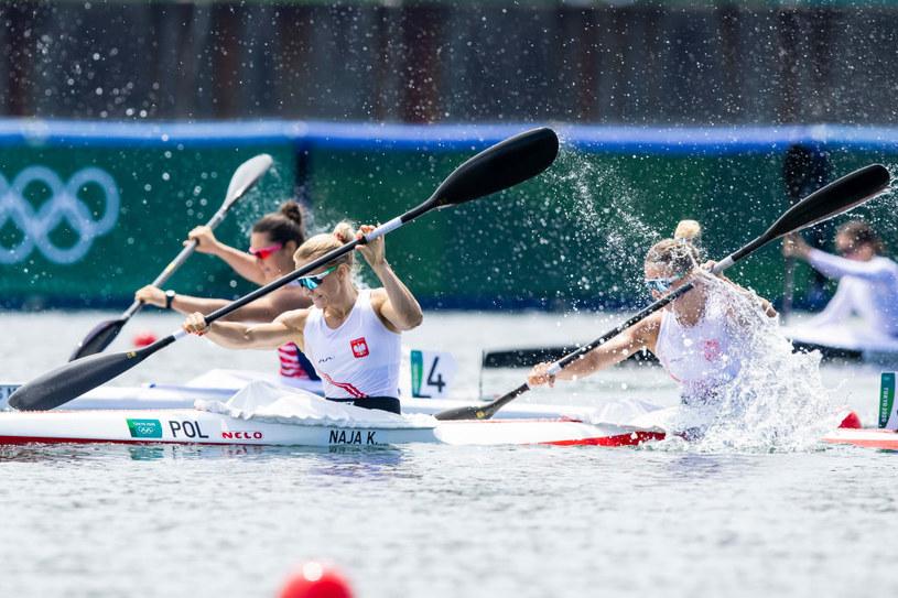 Karolina Naja i Anna Puławska /Tom Weller / POOL /Getty Images