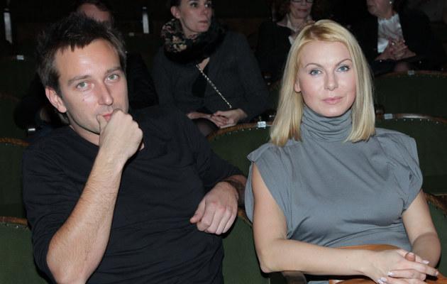 Karolina Nowakowska i Maciej Zwoliński /MWMedia