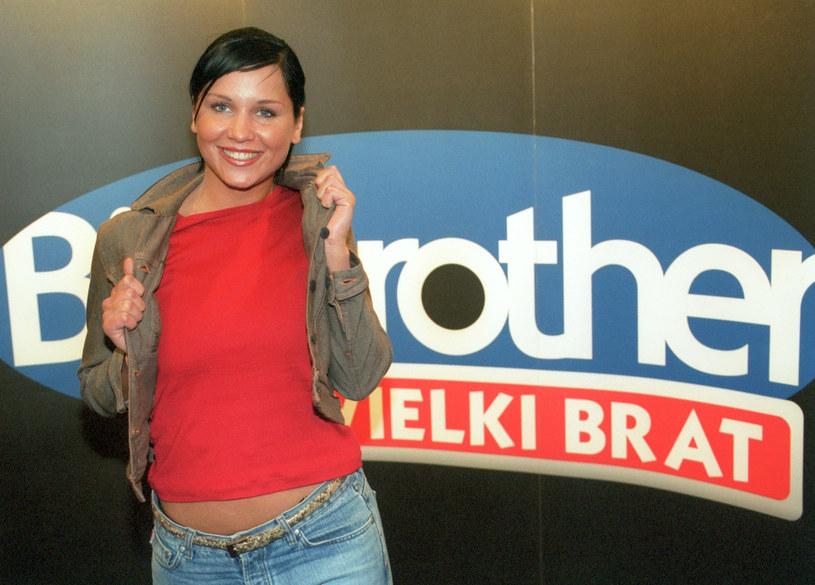 Karolina Pachniewicz była uczestniczką pierwszej edycji programu Big Brother /WOJTEK STEIN/REPORTER /Reporter