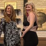 Karolina Piechota pochwaliła się ciążowym brzuszkiem na wizji! Co za odwaga!