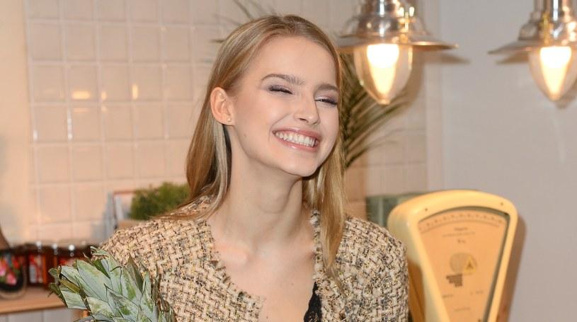 Karolina Pisarek pracuje jako modelka /Jarosław Antoniak /MWMedia