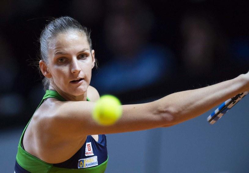 Karolina Pliszkova /AFP