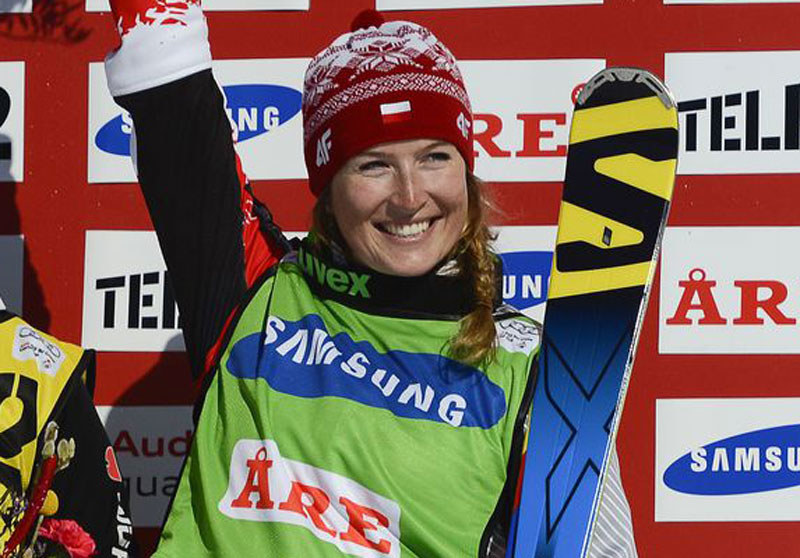 Karolina Riemen-Żerebecka /AFP