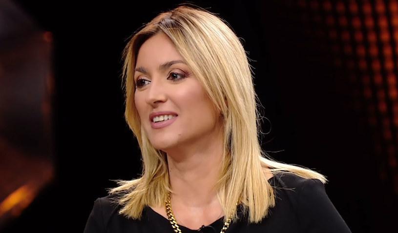 Karolina Szostak jest ceniona przez kolegów za profesjonalizm /Polsat