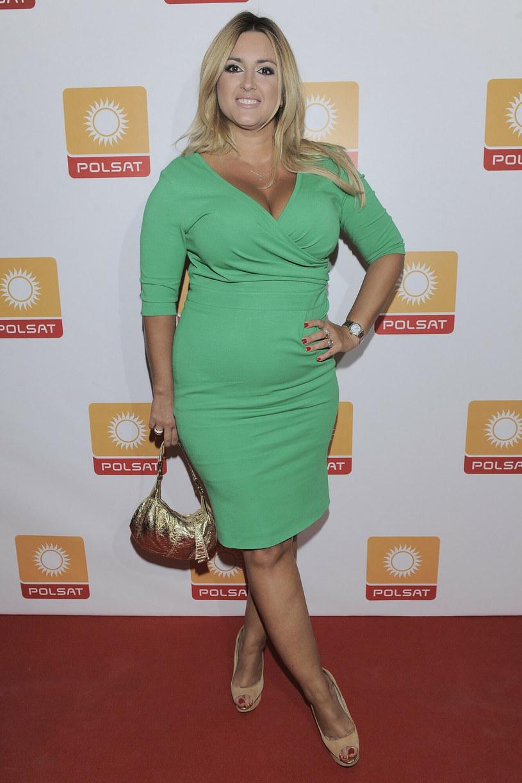 Karolina Szostak w 2012 roku /Tricolors /East News