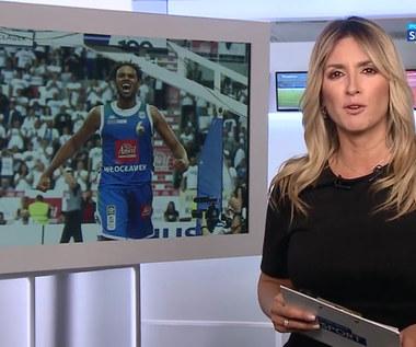 Karolina Szostak w magazynie po 3. kolejce Energa Basket Ligi Polsatu Sport. Wideo