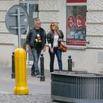 Karolina Szostak z tajemniczym nieznajomym!